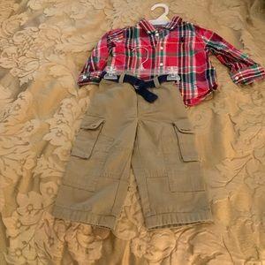 Boy's Two-Piece Set